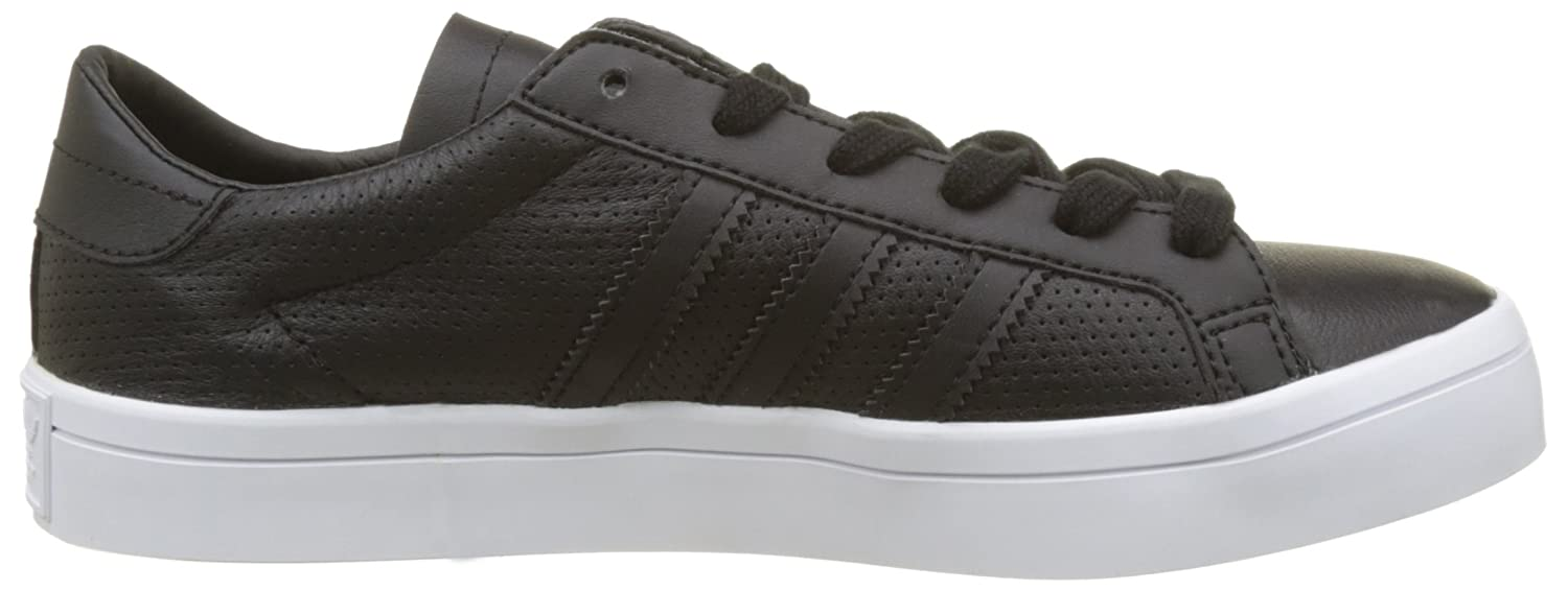2f6fc72ce62 adidas Unisex Adults  Court Vantage Low-Top Sneakers