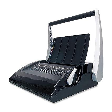 amazon com gbc quartet combbind c340 manual binding system 425 rh amazon com