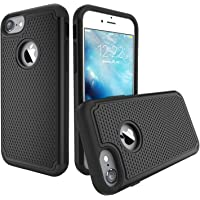 Atgoin Dual Layer iPhone 7 Case (Black)