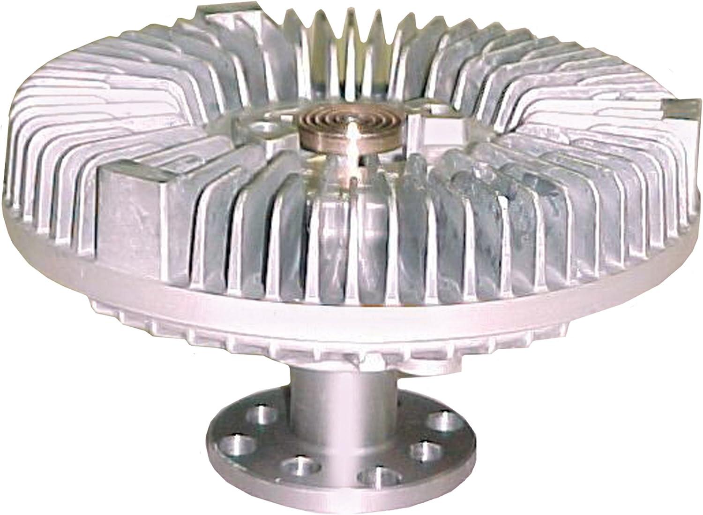 Engine Cooling Fan Clutch ACDelco GM Original Equipment 15-40109