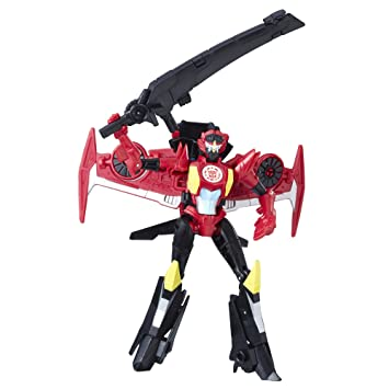 Transformers Robots in Disguise Warrior Clase Windblade ...