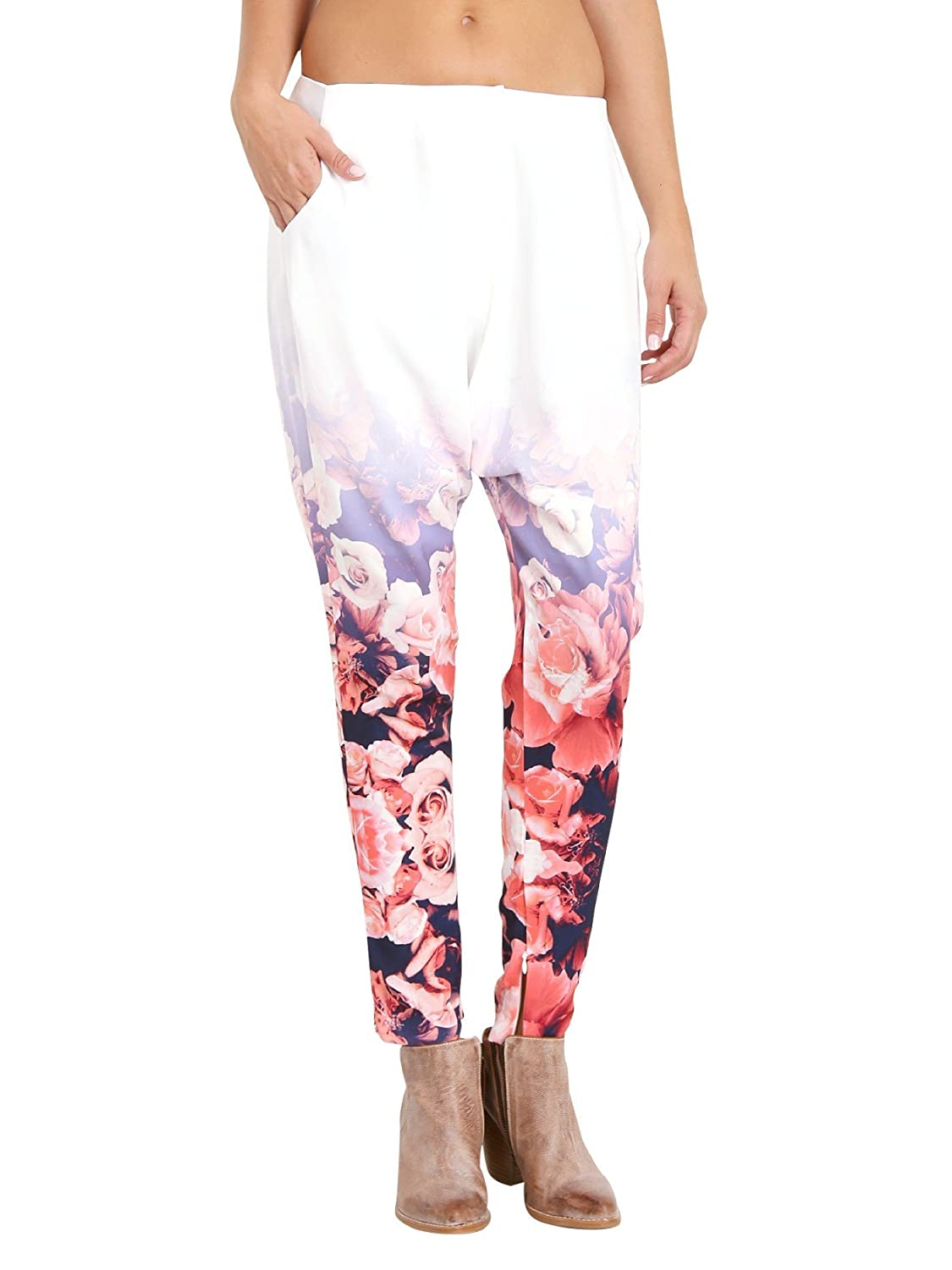 Finders Keepers Shake It Out Pant Ombre Floral