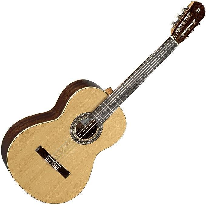 Alhambra 2c con Estuche Rígido - Guitarra Clásica: Amazon.es ...