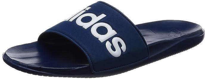 adidas Carozoon LG M, Herren Pantolette 42 blau