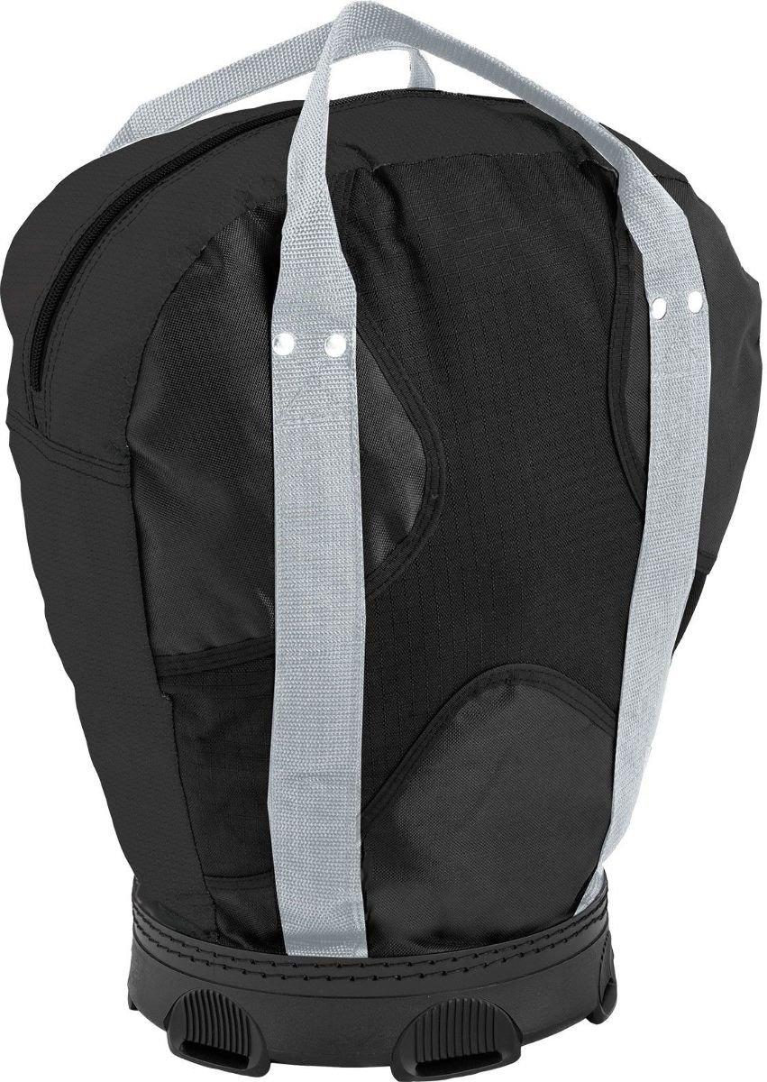 Champion Sports Lacrosse Ball Bag: Nylon Sports Training Tote for Lacrosse, Baseball and Tennis
