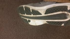 Sole of shoe falling off