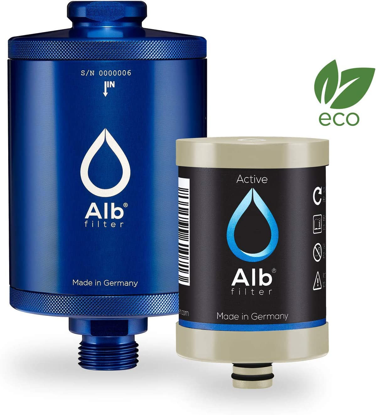alb filtro® Active Eco biodegradable filtro de agua potable de ...