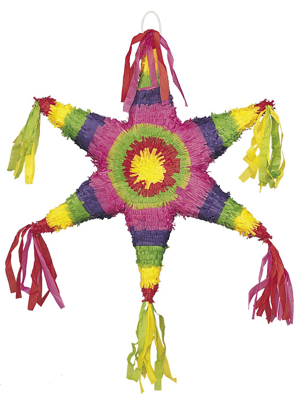 Unique Party - Piñata Estrella Mexicana (6730)