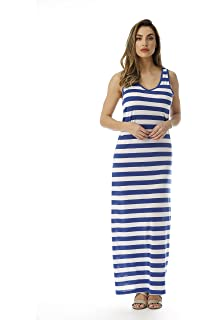 cea823d9b29 Just Love Racerback Maxi Dress Summer Dresses for Juniors at Amazon ...