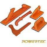 POWERTEC 71009 *推板和棒包装,5 件装
