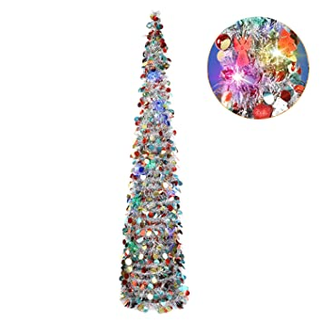 Christmas Tree Stars Red Green Christmas Holiday Gift Party Favor Pencils