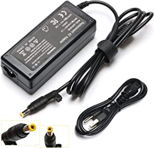 65W Universal AC Adapter Latop Charger for HP Pavilion DV6000 DV8000 DV2000 DV9000 DV1000 DV6500 DV6700 DV9500 HP Compaq Presario C300 C500 C700 HP Mini 311 Power Supply Cord.