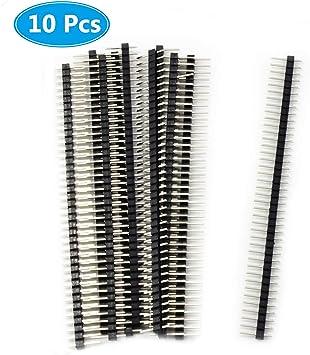 10PCS DuPont 3-Pin macho a hembra Cable de Extensión de Cable para Arduino 50 Cm