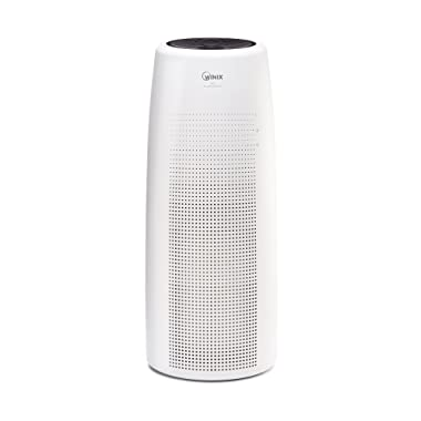 Winix NK105 Wi-Fi True HEPA Tower Air Purifier, Large Room Capacity, Amazon Dash Replenishment Enabled