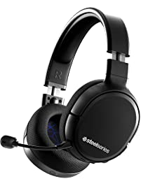 SteelSeries Arctis 1 Wireless Gaming Headset - USB-C Wireless - Detachable Clearcast Microphone - for PS4, PC, Nintendo...