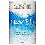Magic Blue (natürliches Spirulina-Blau), 50g (Roh) (1)