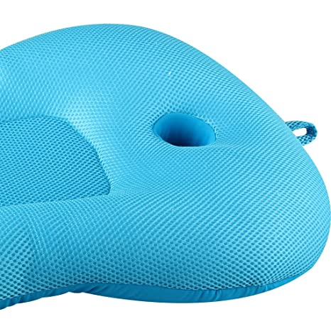 Amazon.com: KAKIBLIN - Cojín flotante para bañera y tumbona ...