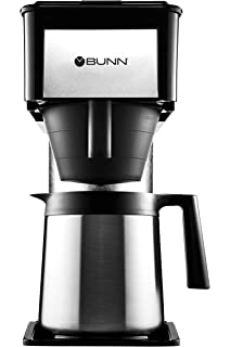 bunn btx-b(d) thermofresh high altitude 10-cup home thermal carafe