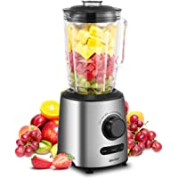 Comfee 500W Professional Smoothie Blender with 3 Preset Programs
