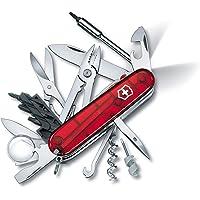 Victorinox Cybertool Lite Translucent Ruby Multi-Tool