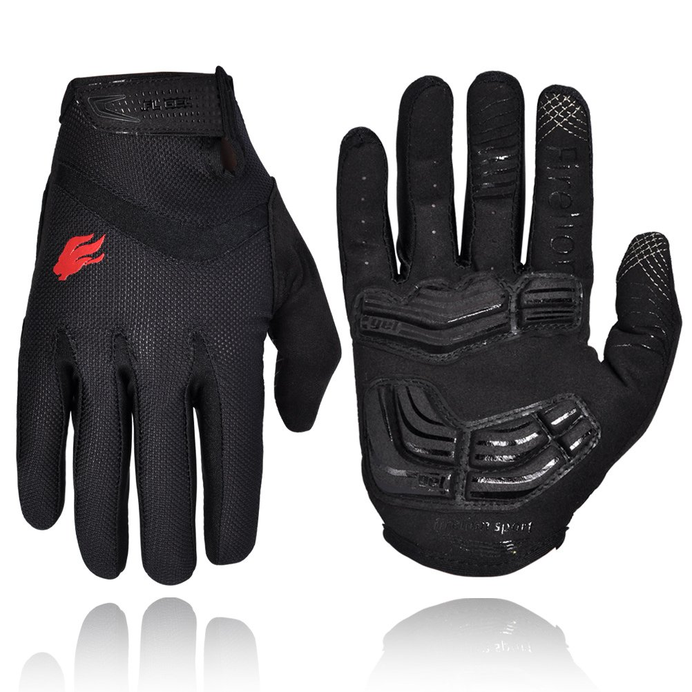 FIRELION Touch Screen Mountain Cycling Gloves