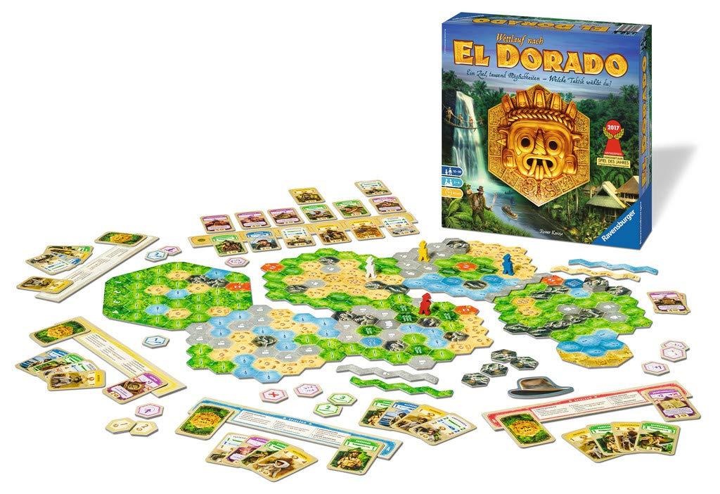 El Dorado: Ein Ziel, tausend Möglichkeiten - welche Taktik wählst ...