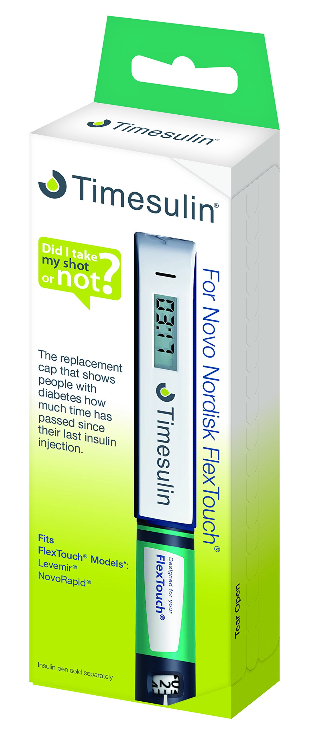 Amazon Com Timesulin For Lilly Kwikpen Health Amp Personal