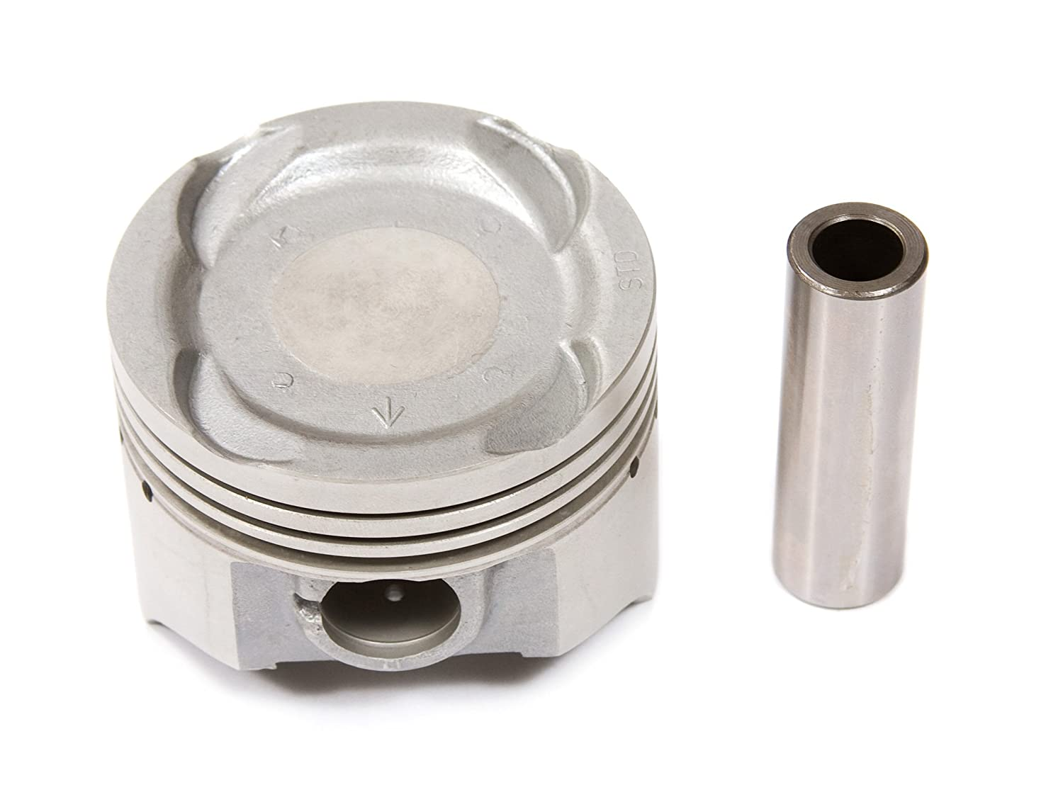 Standard Size Evergreen PA88008.STD Fits Suzuki Sidekick X90 Geo Tracker 1.6L Engine Piston Set