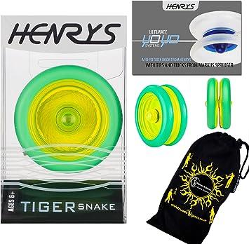 Henrys Tiger Snake Yoyo