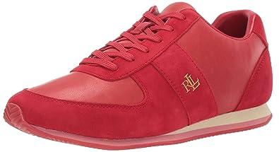Ralph Lauren Women's Cate Sneaker