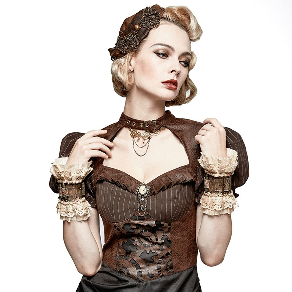 Apparel Accessory Vintage Lace Steampunk Sleeves