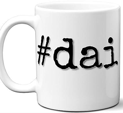 Amazon com: #dai Dai Last Name Gift  Cool Surname Mug  Unique