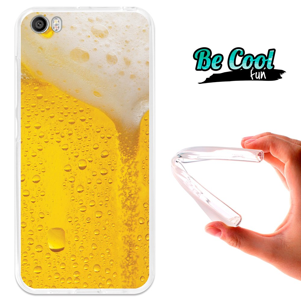 Amazon.com: Becool - Cover Gel Flexible Xiaomi Mi5, TPU Case ...