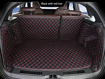 Marvelous Amazon.com: Auto Mall FTM03 Waterproof Cargo Liners Custom Fit Full Covered Cargo  Liner For Jeep Grand Cherokee Have Subwoofer On The Right Side Of Trunk ...