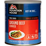Mountain House Ground Beef, Cooked #10 Can