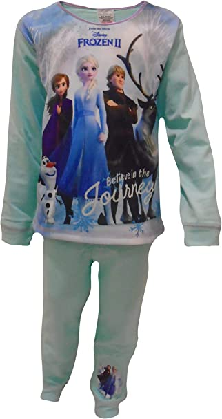 Disney Pijamas de ni/ña Frozen 2Destiny Awaits