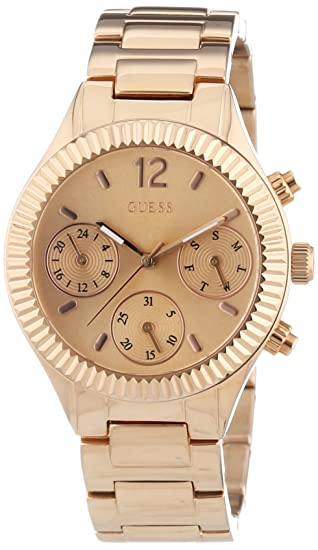 Amazon.com: GENUINE Watch TRENDY Female Chronograph - W0323L3: Guess: Clothing