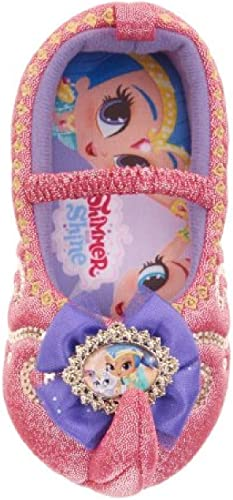 Gift Size 6-7 Snuggle Slippers Shimmer /& Shine Brand New