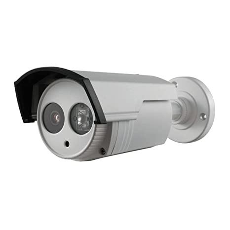 SPT Security Systems 11 2CE16C2T IT5 Outdoor Turbo HD 720p EXIR Bullet Camera  White  Cameras   Photography