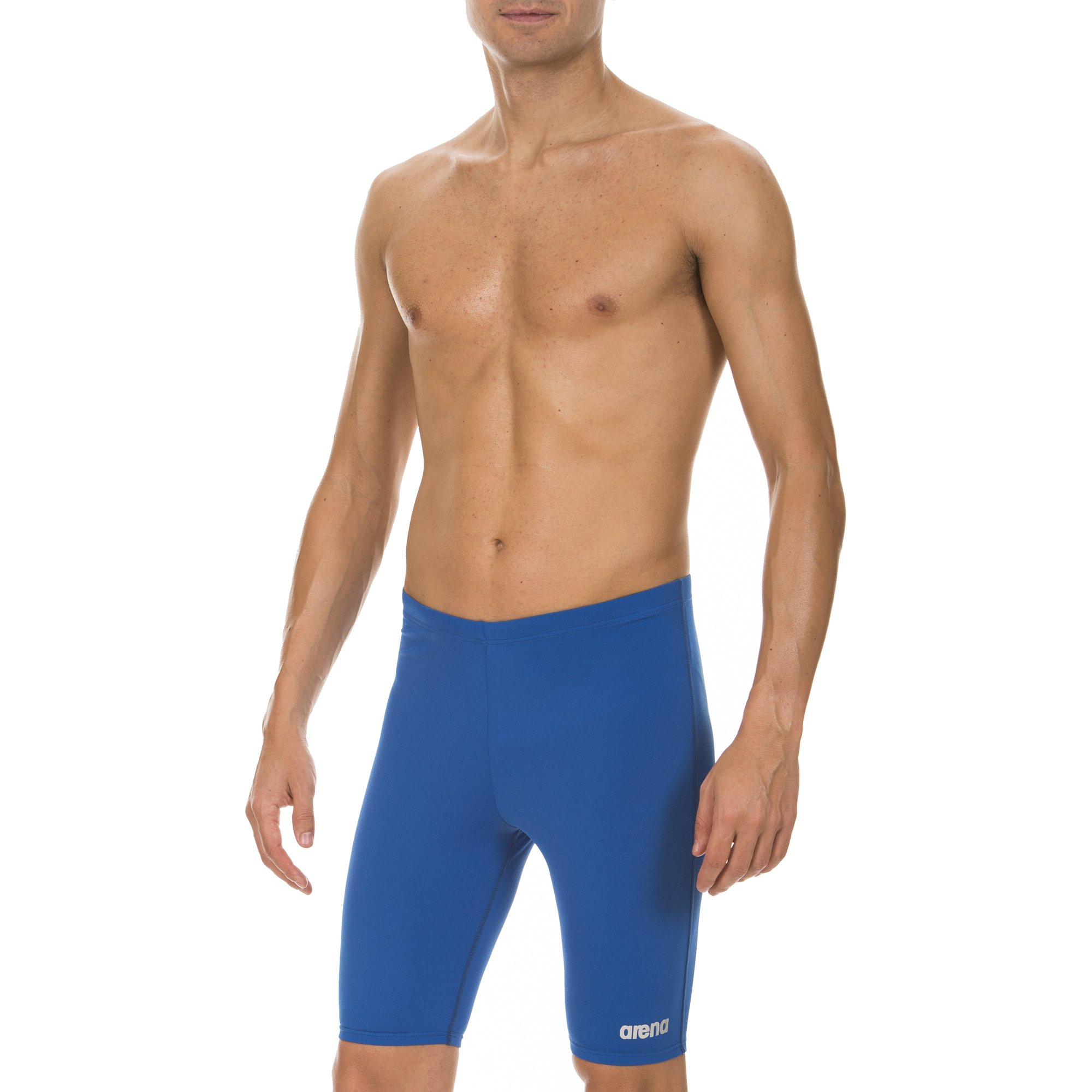 Arena Men's Board Race Polyester Solid Jammer