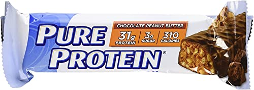 Worldwide Pure Protein Bars 12 Box – Peanut Butter