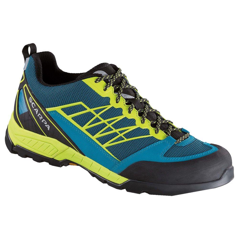 Scarpa Schuhe Epic Lite OD Men Größe 46,5 Lake Blau Spring Grün
