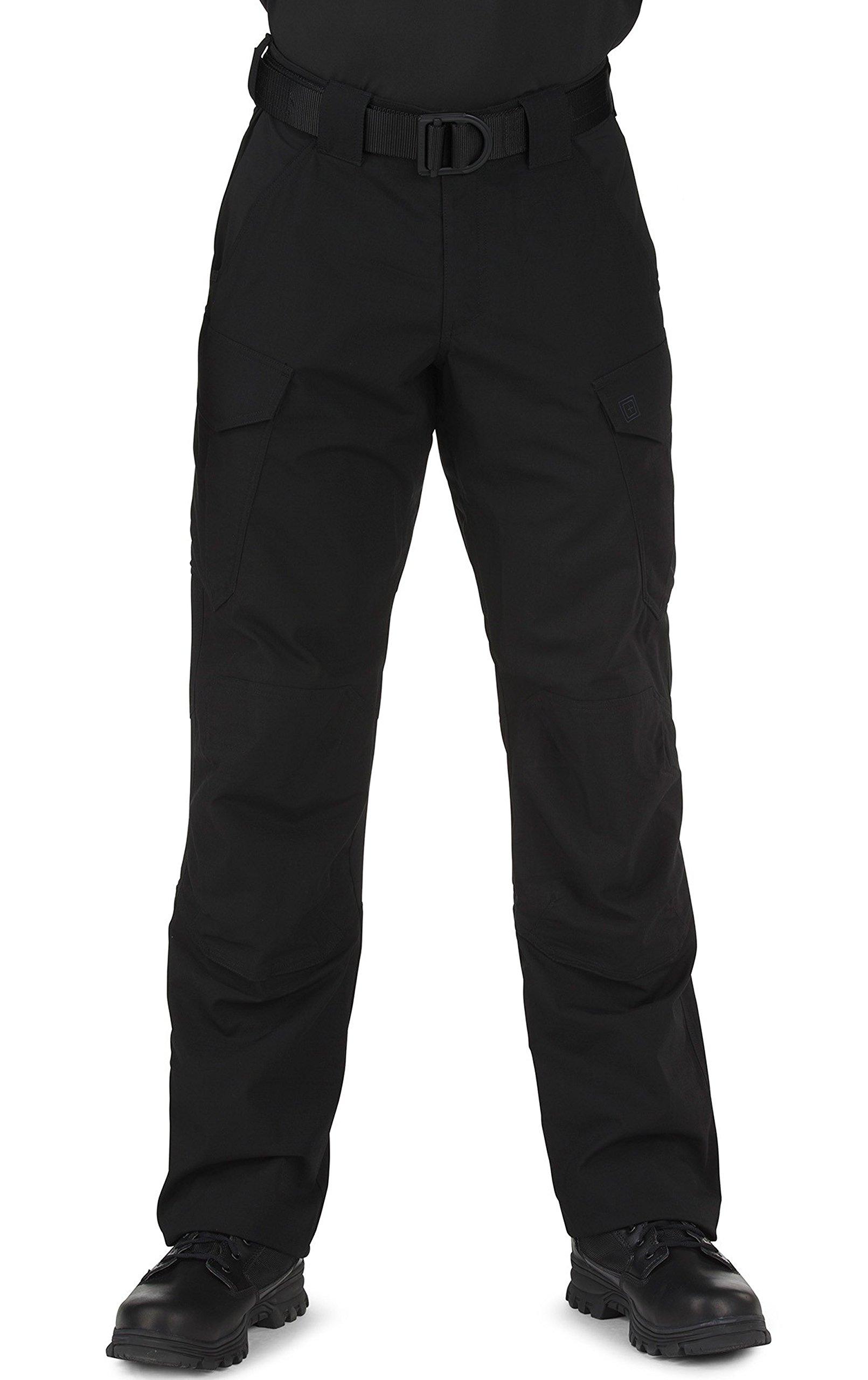 5.11 Men's Stryke TDU Pants, Black, 36-Waist/30-Length