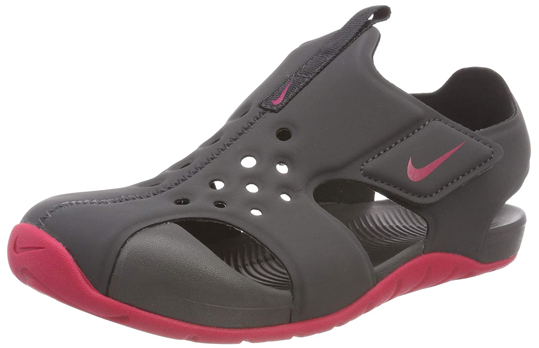 new arrival 44a6a 91deb Amazon.com  Nike Kids Sunray Protect Sandal (PS)  Nike  Shoes