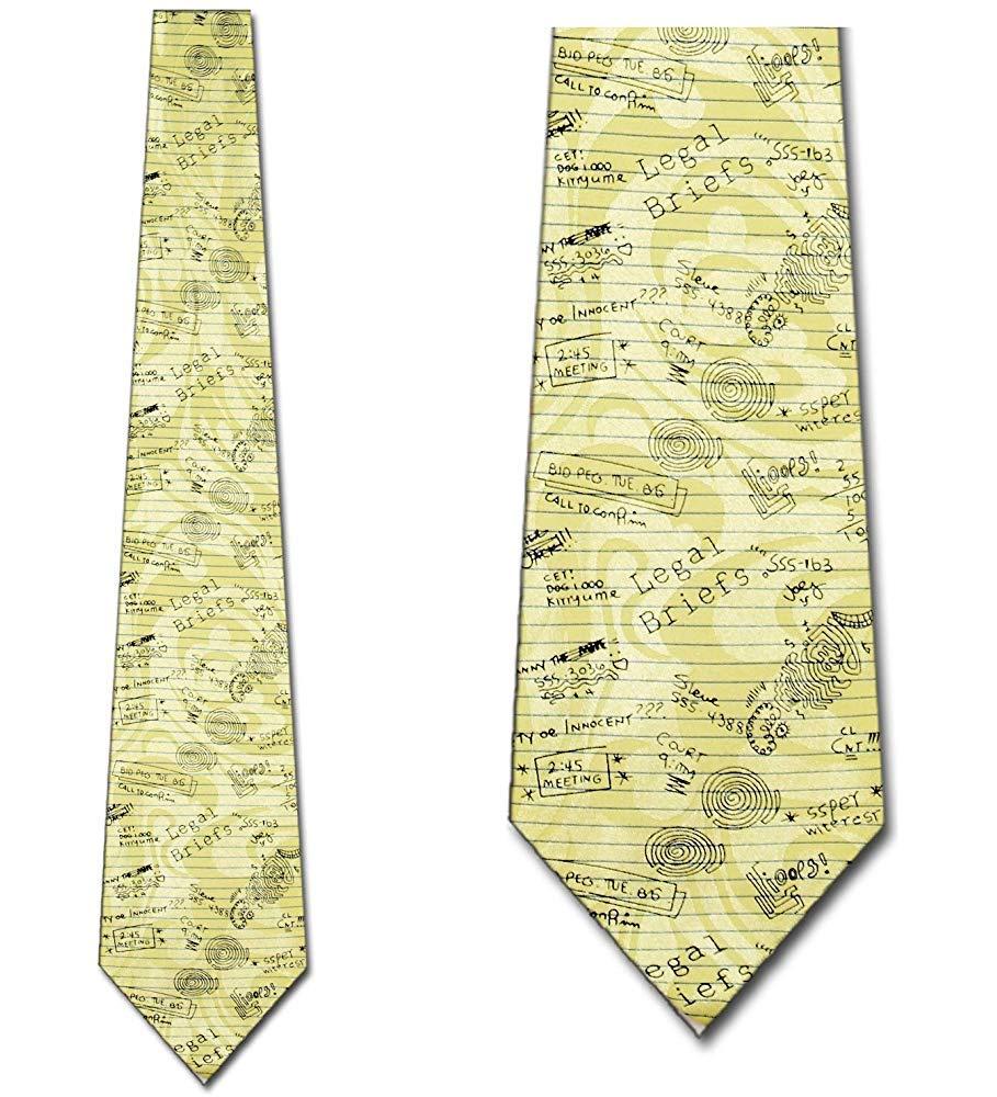 Corbatas legales Calzoncillos legales Corbatas Corbata amarilla ...