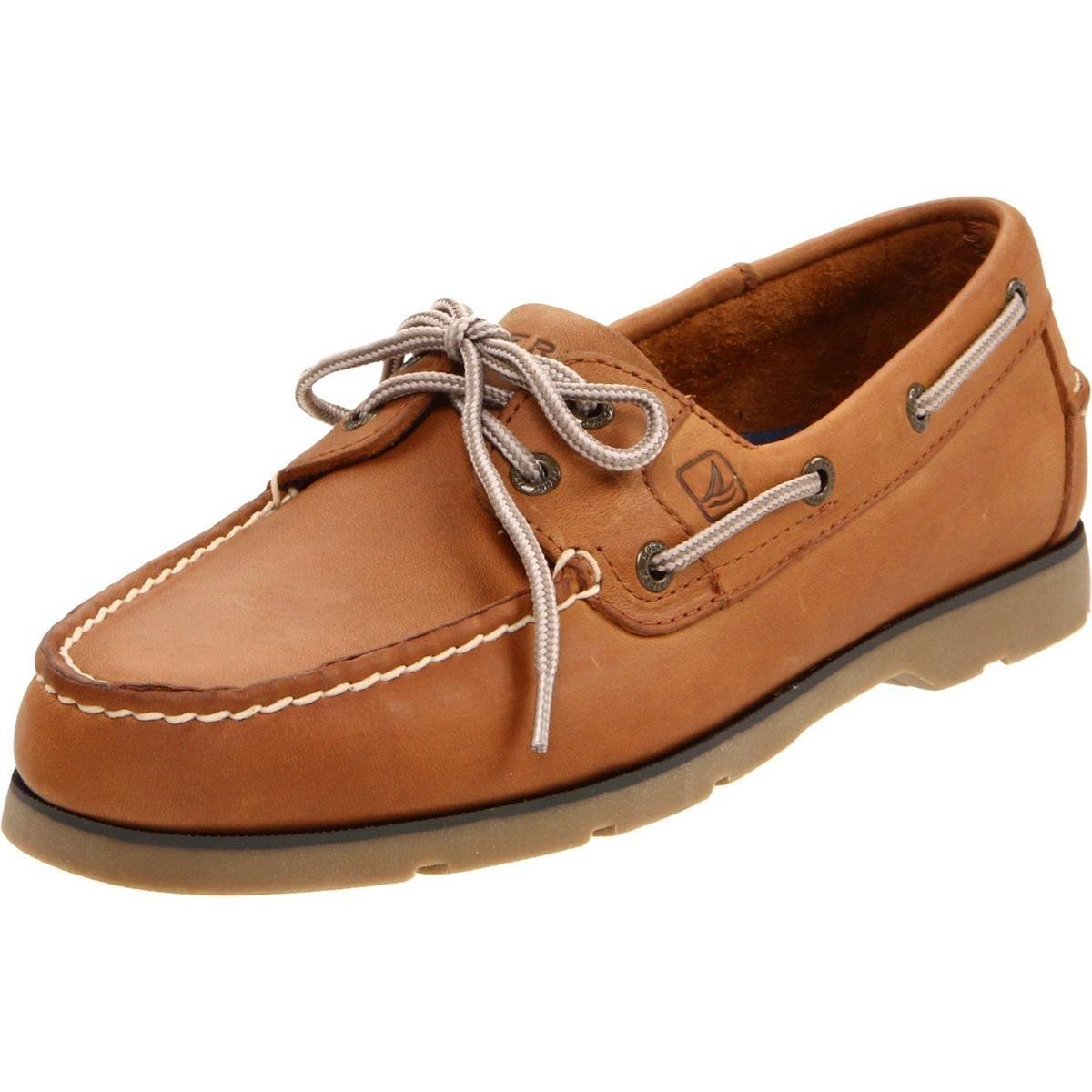 Sperry Top-Sider Men's Leeward Boat Shoe,Sahara,11 M US