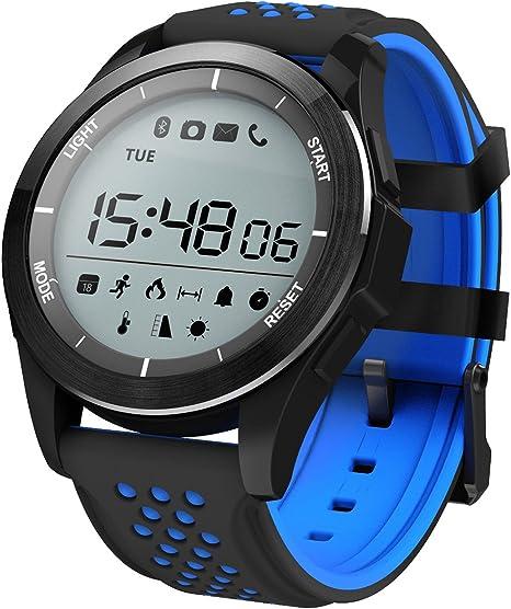 Padgene Reloj Inteligente Pulsera Digital Smartwatch