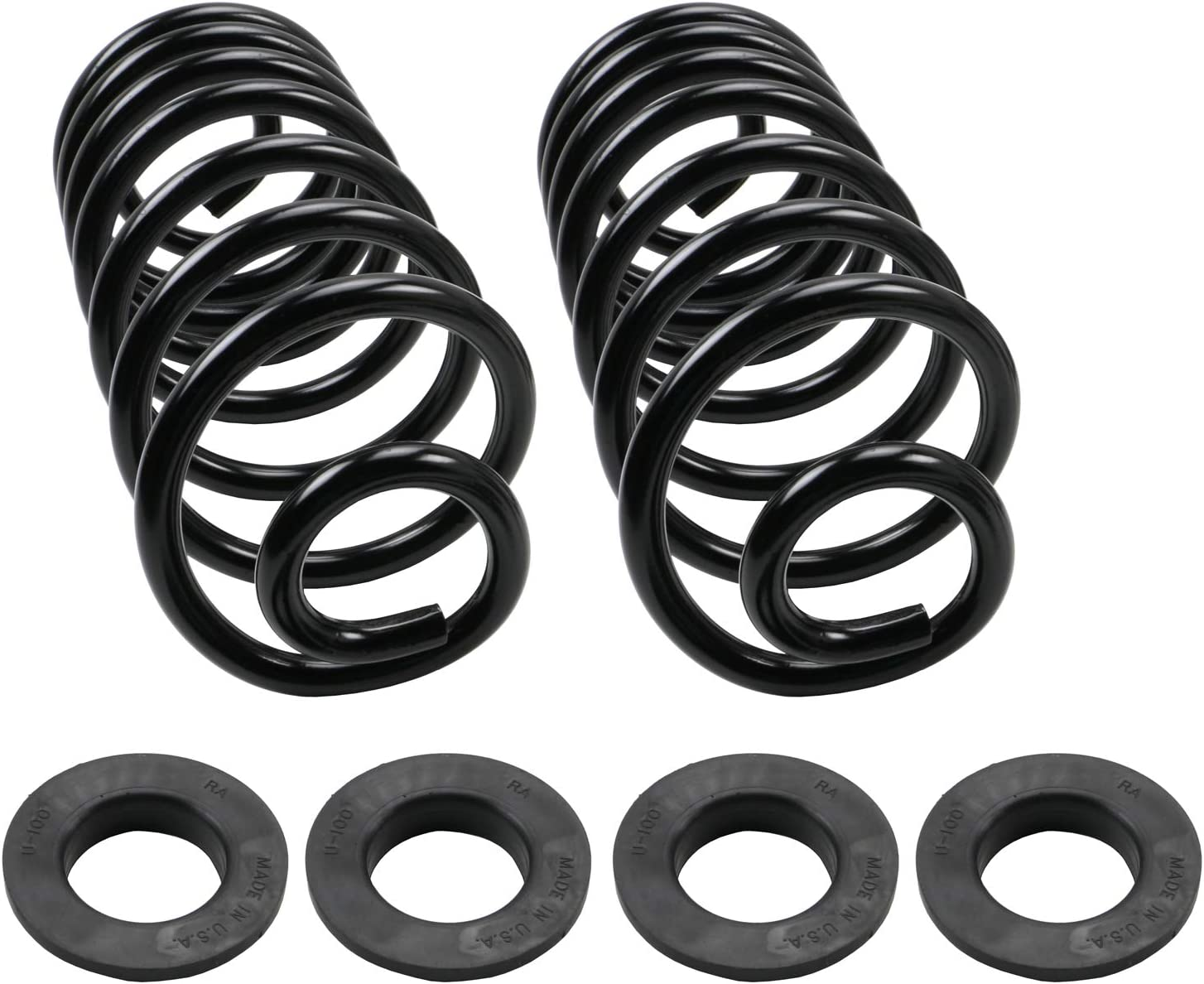 ACDelco 45H3063 Professional Rear Coil Spring Set