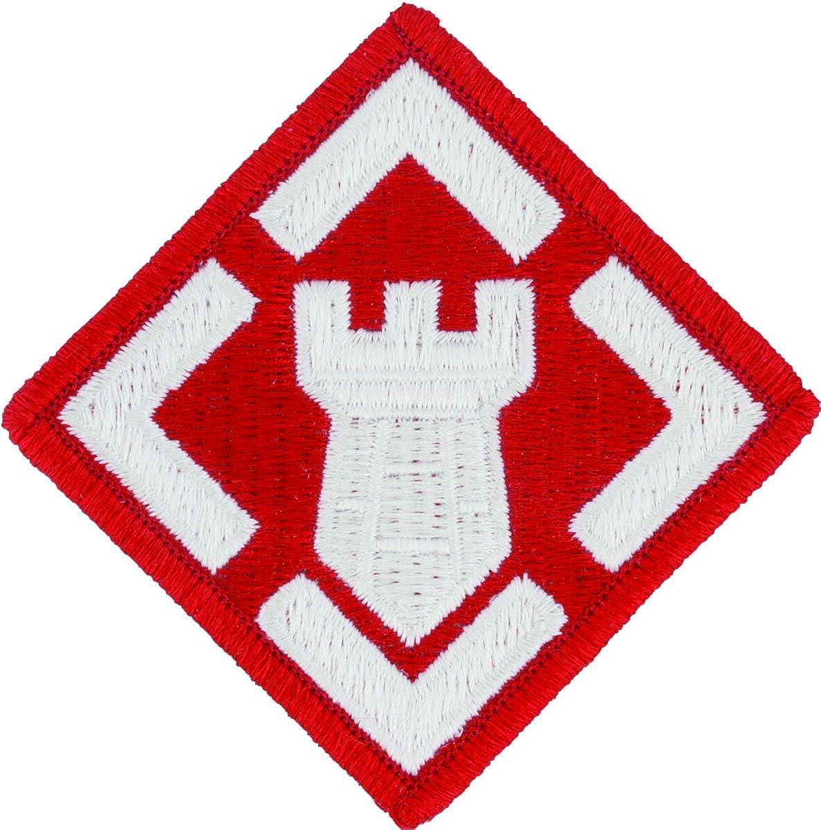 20th Engineer Brigade Patch