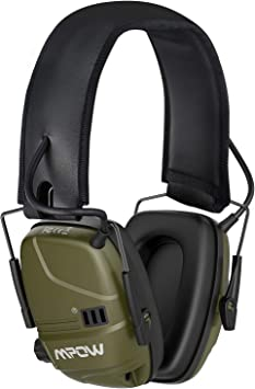 Jack Pyke Passive Ear Defenders Green FREE DELIVERY